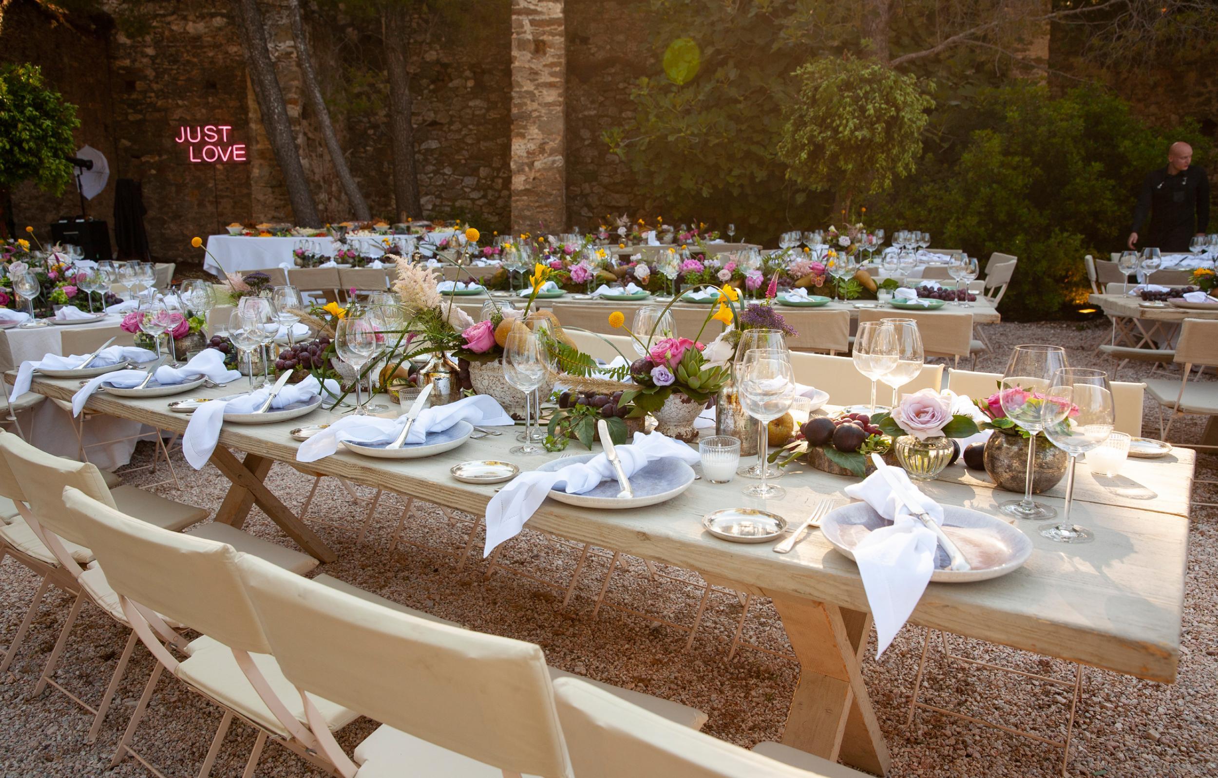 K&K Athenian Riviera pre-wedding & Sinterina wedding - Image 11