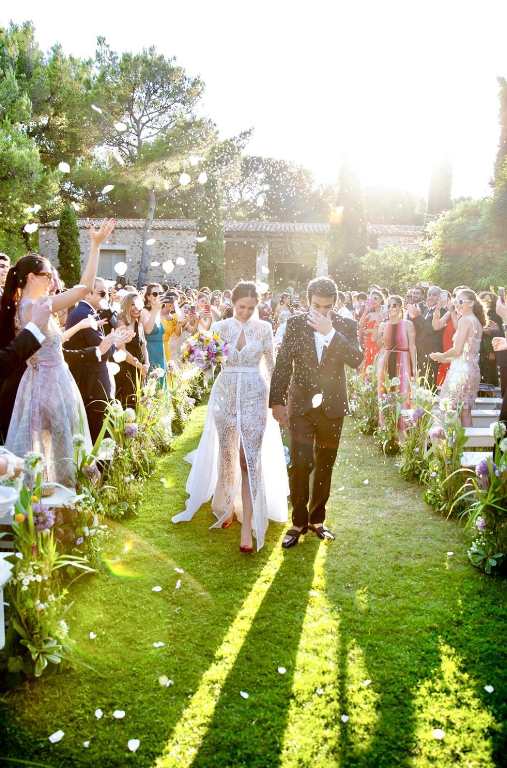 K&K Athenian Riviera pre-wedding & Sinterina wedding - Image 1