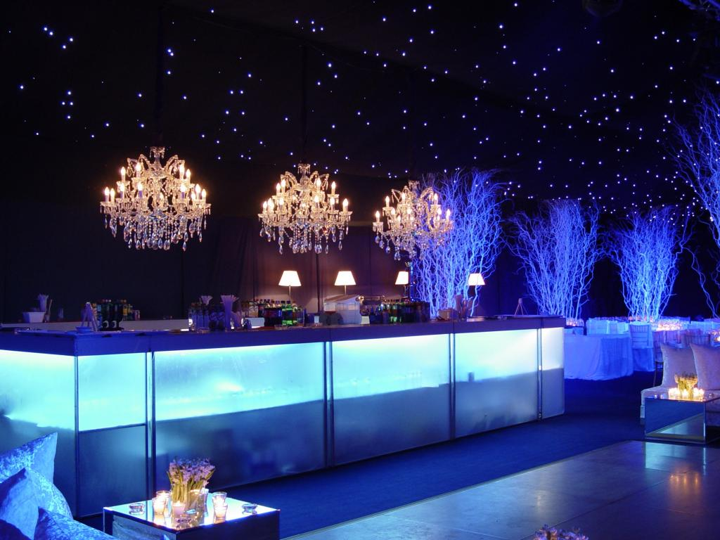 White Christmas party - Image 0