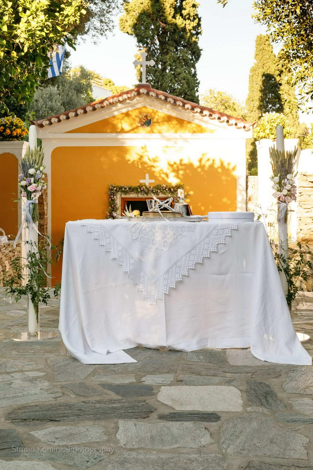 N&A Andros wedding - Image 1