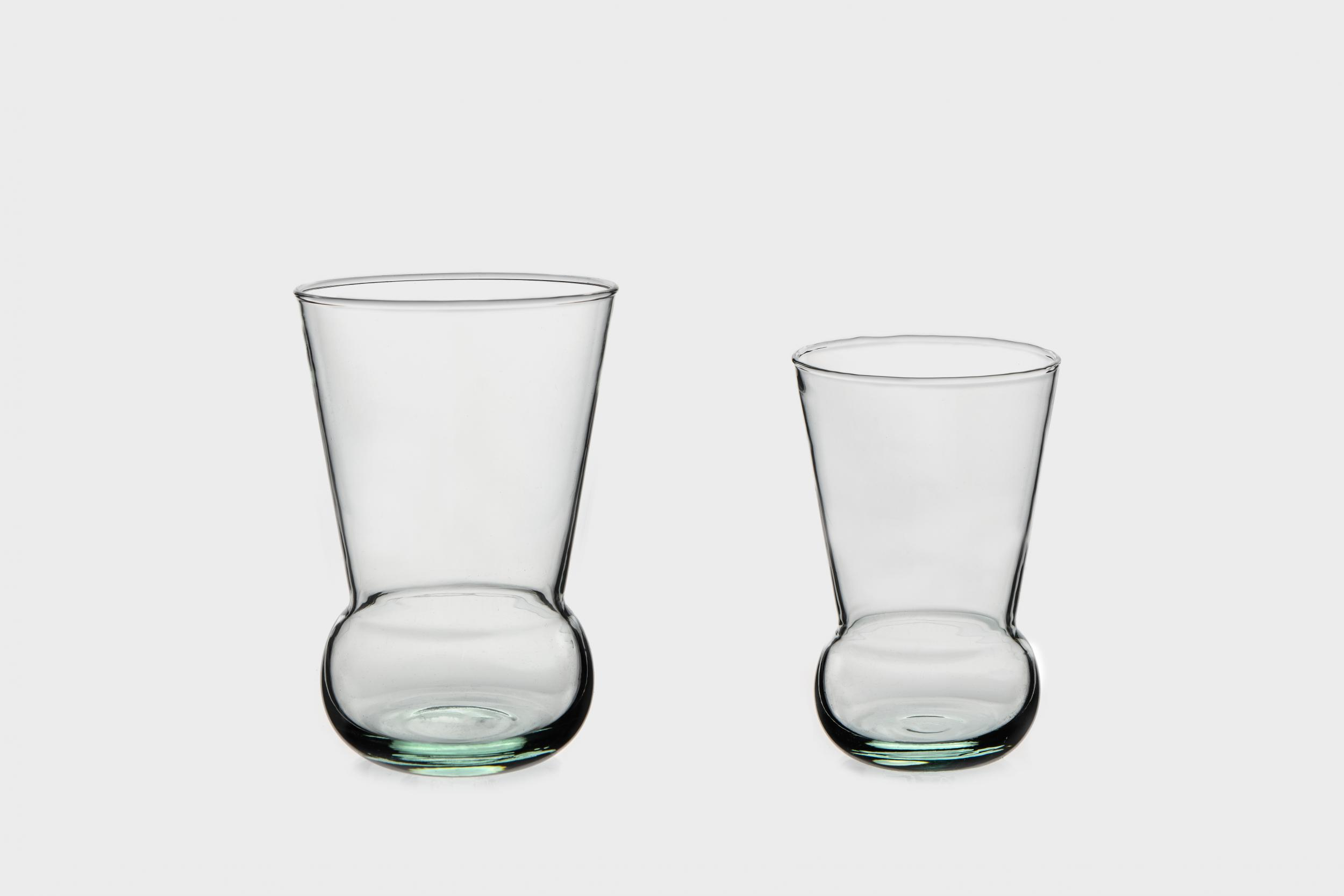 Recycled glass tumblers - Image 0