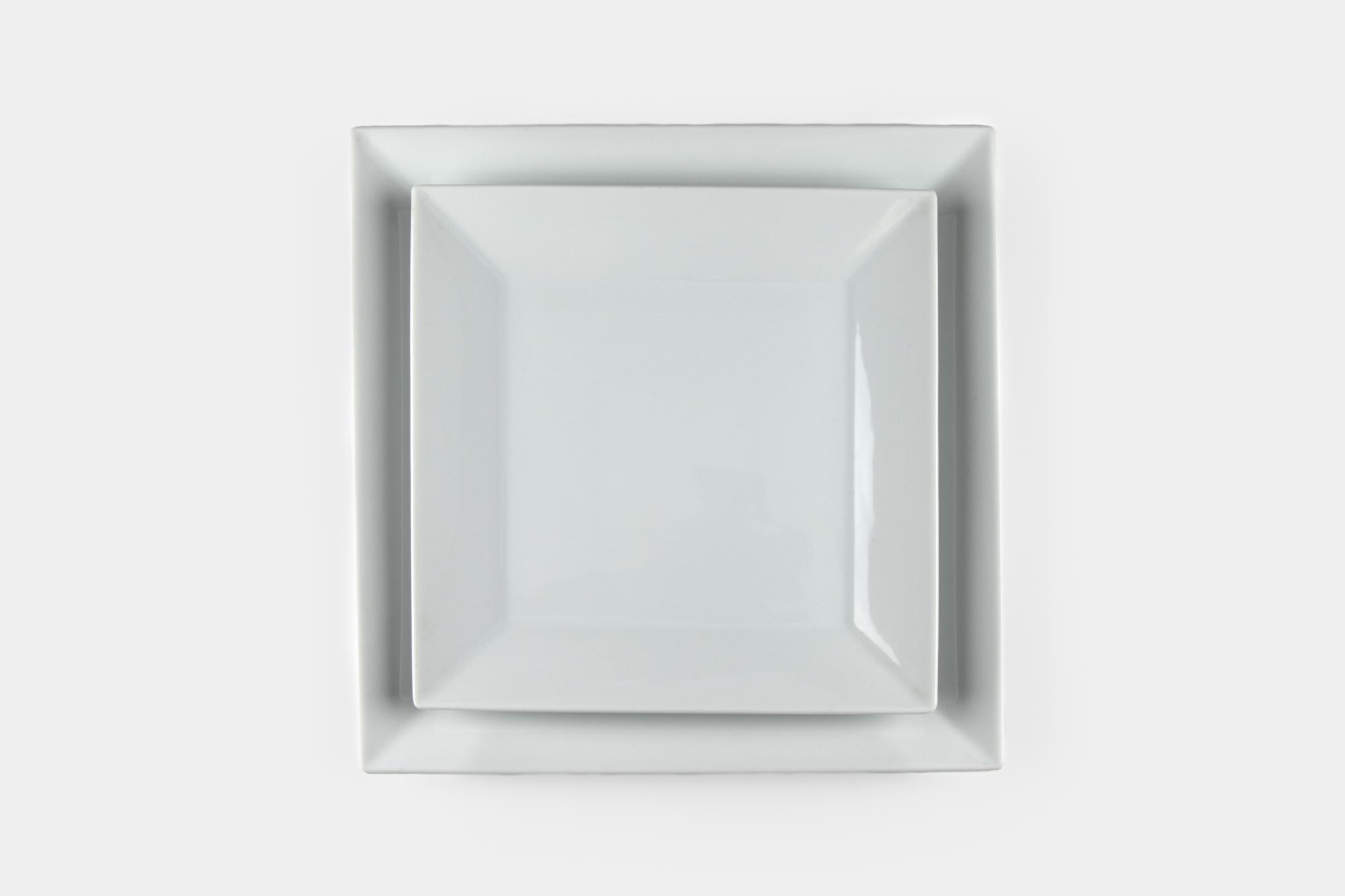 Square plate set - Image 3