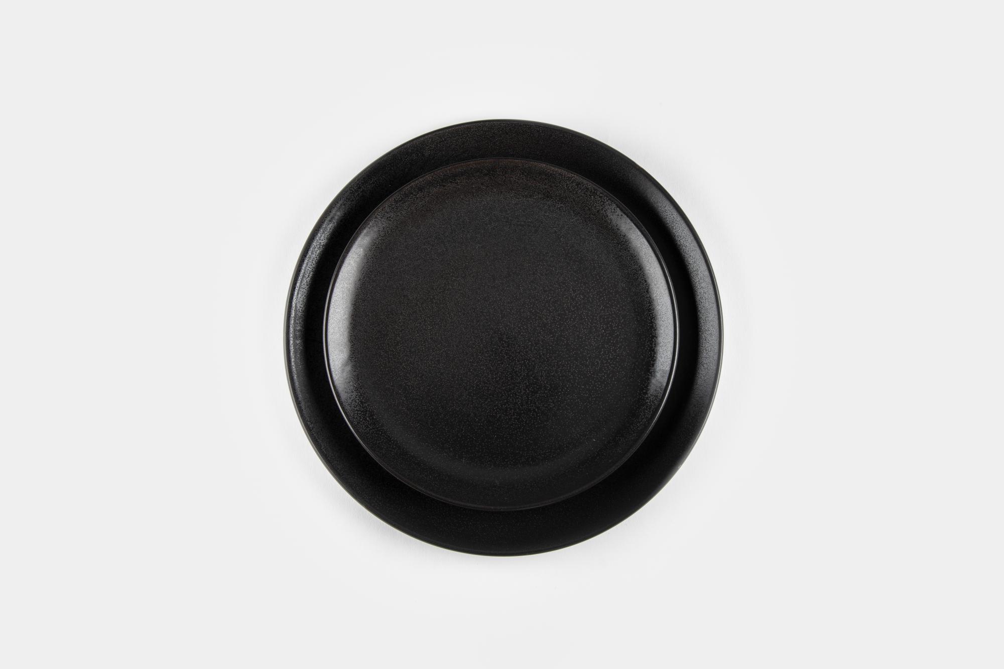 Black plate set - Image 1